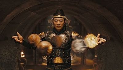 The Mummy 3 is starring jet Li in the role of the villain.