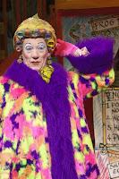 Sir Ian McKellen as Widow Twankey