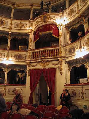 Teatro Verdi - Royal Box