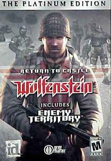 free RETURN TO CASTLE WOLFENSTEIN: ENEMY TERRITORY game download