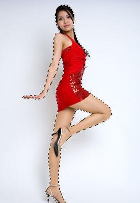 Membuat efek chrome dengan photoshop gambar2