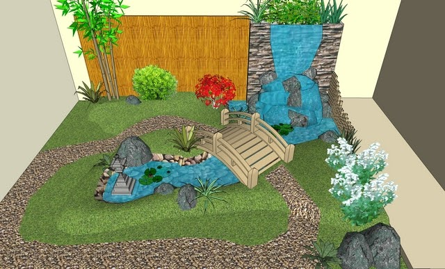 chelbr™′s Sketchup Projects: Backyard Landscaping on Sketchup Backyard id=57736