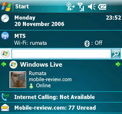 Windows mobile 6