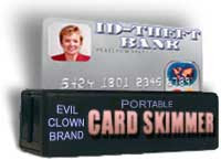 Credit Card Skimmer