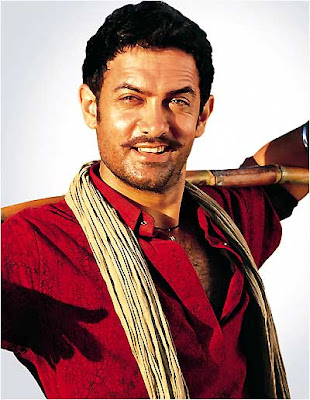Aamir khan in village wallpaper