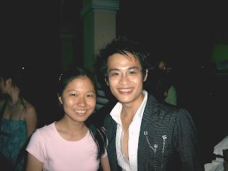 Khánh Minh và Hà Anh Tuấn