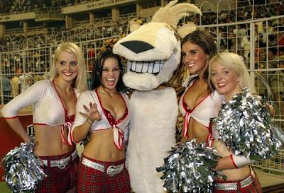 Hyderabad Deccan Chargers Cheerleaders Photos & Pictures