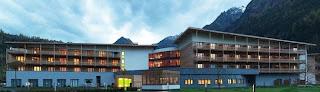 Hotel spa en Austria