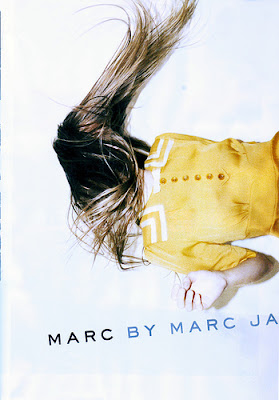Dakota Fanning for Marc by Marc Jacobs