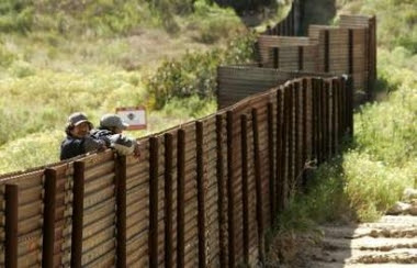 The U.S. - Mexican Border