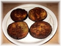 VANGI FRY - Spicy Eggplant Slices 1