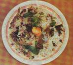 Vangi Bhath (Brinjal rice) 1