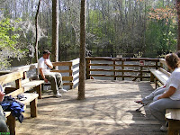 Congaree National Park Weston Lake stop