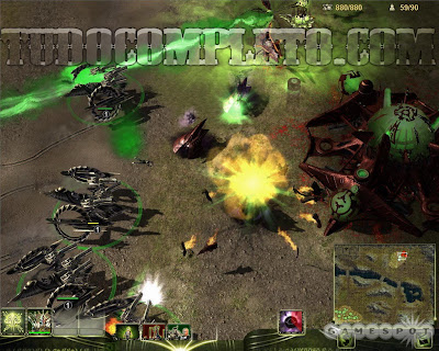 Universe At War Earth Assault (PC)