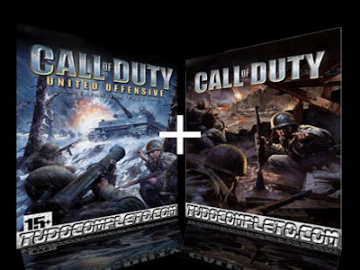 Call of Duty + United Offensive (PC) ISO