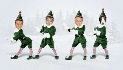 Click the picture to watch our Elfin' video.