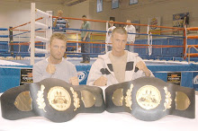 Kolle and Walters with NABA belts