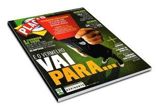 Revista Placar - Março de 2008