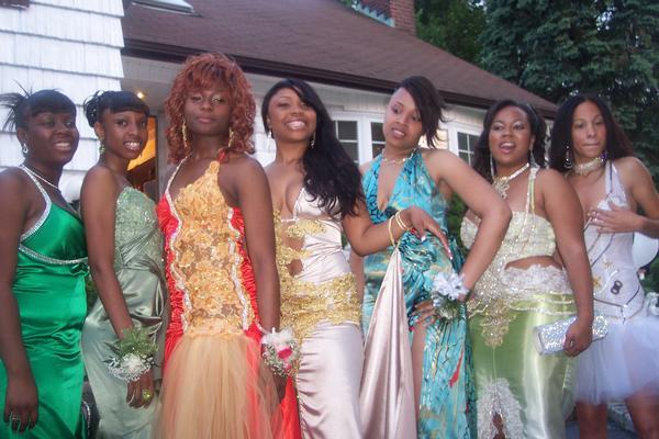 She So Ghetto prom dresses what not to wear