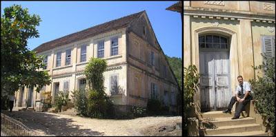 Casa comercial onde foi aberto o primeiro pacote de literatura adventista no Brasil, em 1884