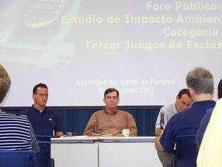 URS y ACP en Foro Publico