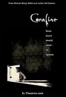 Coraline Wondercon Poster