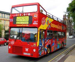 250px TourBus - Bus 'Kota' for Girl