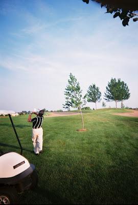 Cedar Creek & St Cloud Country Club wind golf blustery