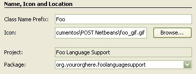 quick guide for new language support in netbeans | davejingtian org