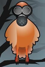 Tiluchi sufriendo del chaqueo