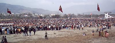 maoist crowd cpn(maoist)
