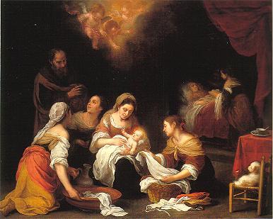 Image result for nativity of john the baptist