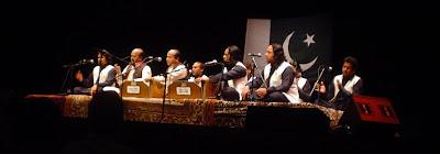 Sher Ali, Mehr Ali, Qawwali Singer