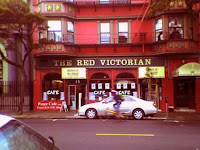 The Red Victorian, San Francisco