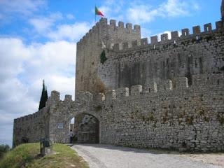 Entrada do Castelo de Montemor-O-Velho