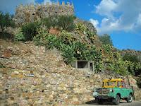 Penha Garcia, castelo
