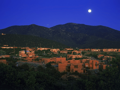 Santa Fe evening
