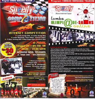 Telkom Speedy Competition
