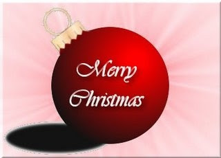 Merry Christmas Award