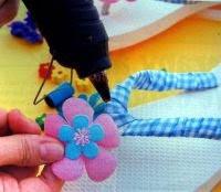 Home-Based Business: Making Beaded Flip-Flops (Slippers