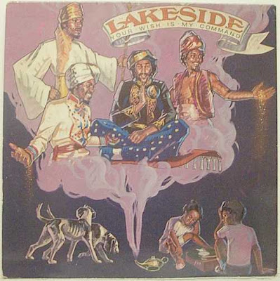 Groovyrecords LAKESIDE Your Wish Is My Command
