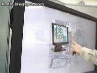 Coolest Touchscreen at Cebit 2007