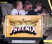 Phoenix - Knoebels Amusement Park - Raoller Coaster Reviews