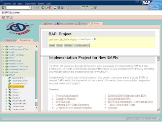 EXAMPLE SHOWING HOW TO CREATE A BAPI | SAP ABAP