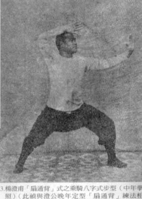 Yang Chengfu 1915