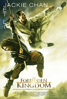 Forbidden Kingdom New Poster