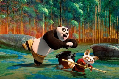 Kung Fu Panda - Best Movie 2008
