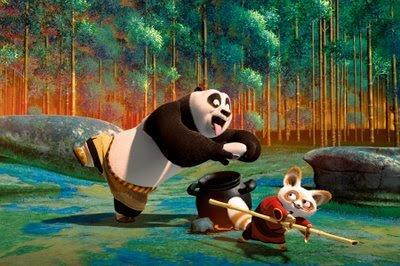 Kung Fu Panda - Beste Filme 2008