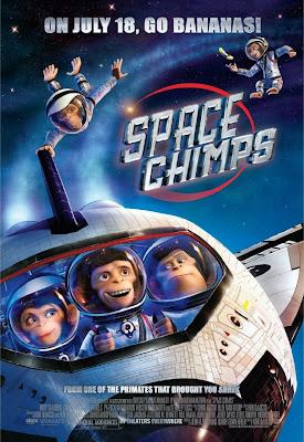Space Chimps - Go Bananas!