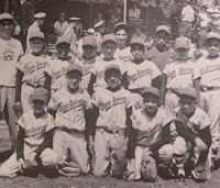 Perfect Game Monterrey Team 1957